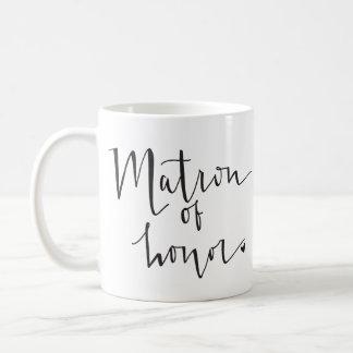 Matrone der EhrenTasse Kaffeetasse
