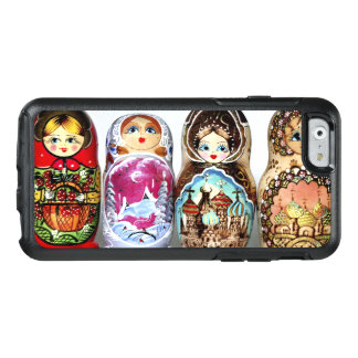 Matryoshkas OtterBox iPhone 6/6s Hülle