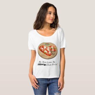 Mattengas Sie haben eine Scheibe meiner Herz-Pizza T-Shirt