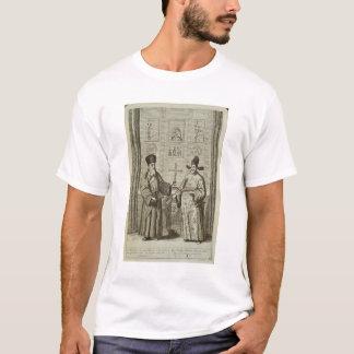 Matteo Ricci (1552-1610) und Paulus Li, von 'Chin T-Shirt