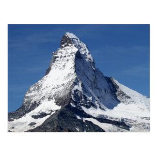 Matterhorn, Alpen Postkarte
