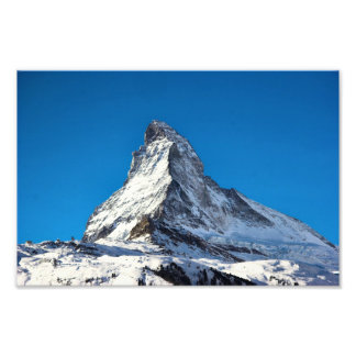 Matterhorn-Foto Photodrucke
