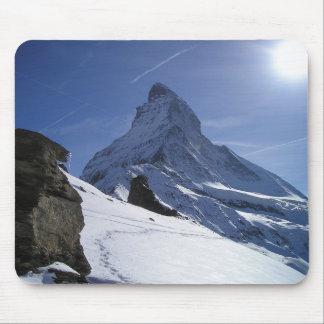Matterhorn-Landschaft Mousepads