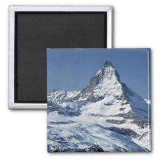 Matterhorn Quadratischer Magnet