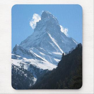 Matterhorn, Zermatt Mousepad