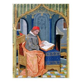 Matthaeus Platearius Postkarte