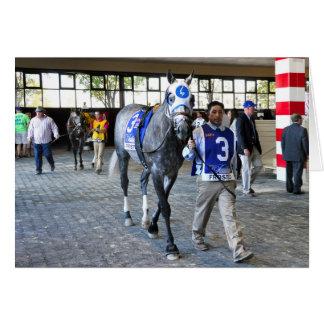 Mattiert der Sieger Pennsylvanias Derby Karte