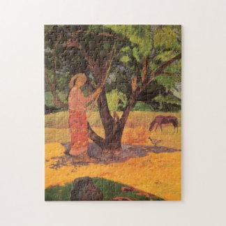 """""""Mau Taporo"""" - Paul Gauguin Puzzle"""