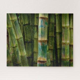 Maui-Bambus-Stiele Puzzle