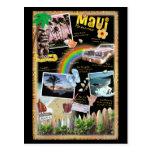Maui-Erinnerungen Postkarte