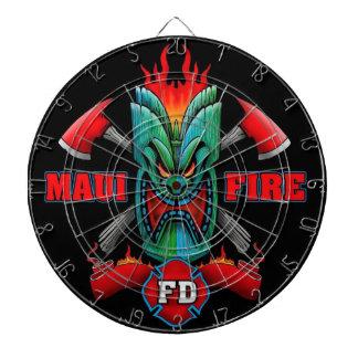 Maui-Feuer Dartscheibe