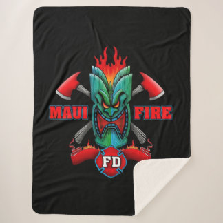 Maui-Feuerwehr Sherpadecke