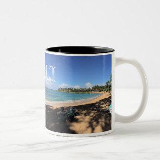 MAUI-Kaffee-Tasse Zweifarbige Tasse
