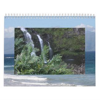 Maui-Kalender Kalender
