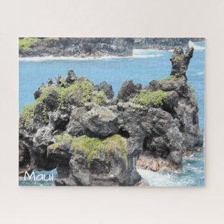 Maui-Küstenlinien-Puzzlespiel Puzzle