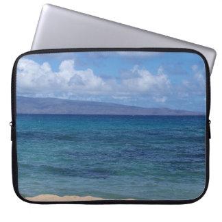 Maui-Strand-Laptop-Hülse Laptopschutzhülle