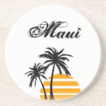 Maui-Untersetzer Bierdeckel