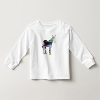 Maultier Kleinkind T-shirt