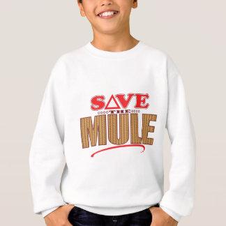 Maultier retten sweatshirt