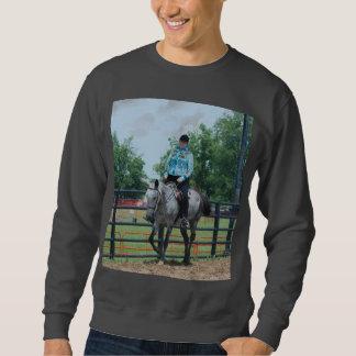 Maultierzeigen im wooford KY 119 Sweatshirt