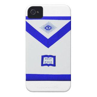 Maurer-Geistlich-Schürze iPhone 4 Hülle