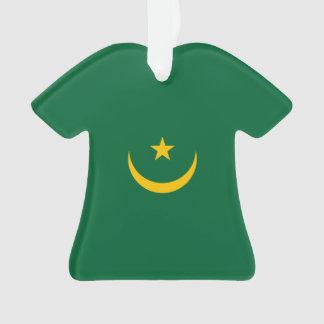 Mauretanien-Flagge Ornament