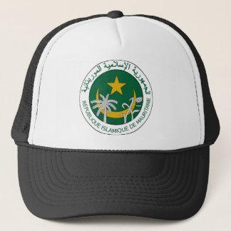 Mauretanien-Staatsangehörig-Siegel Truckerkappe