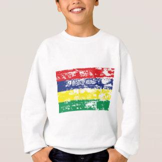 Mauritius-Flagge Sweatshirt