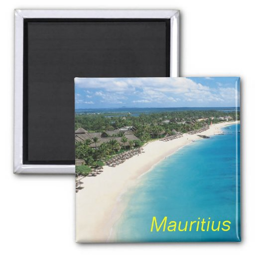 Mauritius-Magnet Magnets