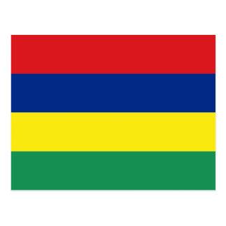 Mauritius Postkarte