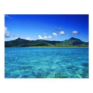 Mauritius-Postkarte Postkarte