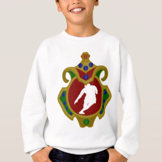 Mauritius Rugby.png Sweatshirt