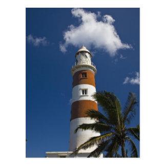 Mauritius, Western Mauritius, Schönheit Vue, Postkarte