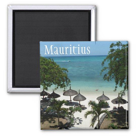 Mauritus Quadratischer Magnet