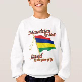 Maurizier durch die Geburt gerettet von Gnaden des Sweatshirt