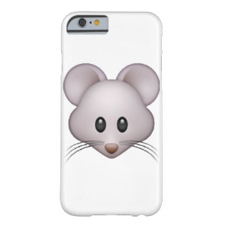 Maus - Emoji Barely There iPhone 6 Hülle
