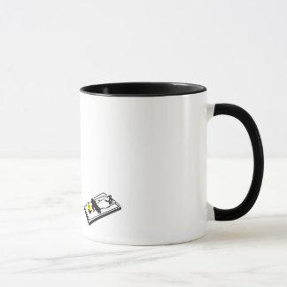 Maus und Falle Tasse