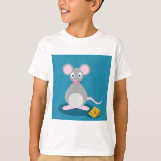 Maus und Käse T-Shirt