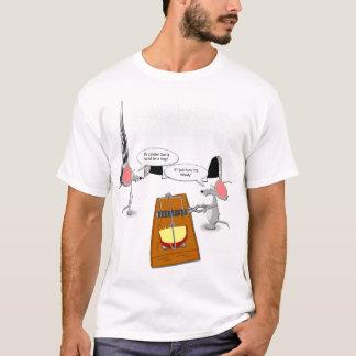 Mäuse, die Falle entschärfen T-Shirt