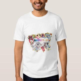 Mausebaerenlogo T Shirts