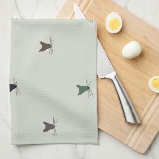 Mäusewaldgeschöpf Handtuch