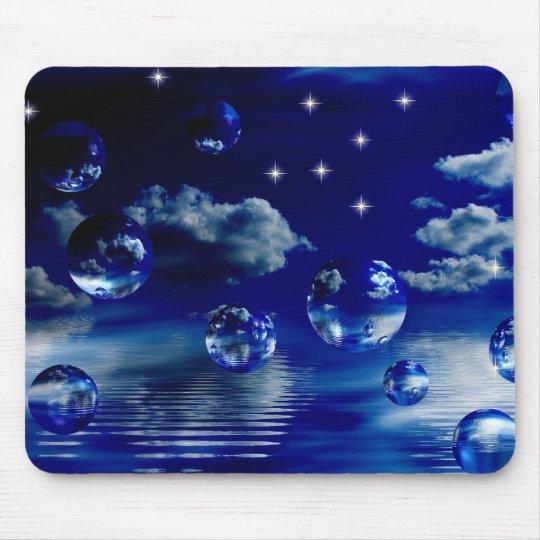 Mauspad Blaue Träume