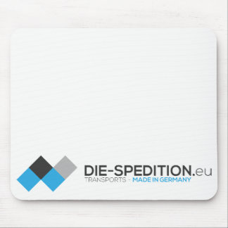 Mauspad by Die Spedition