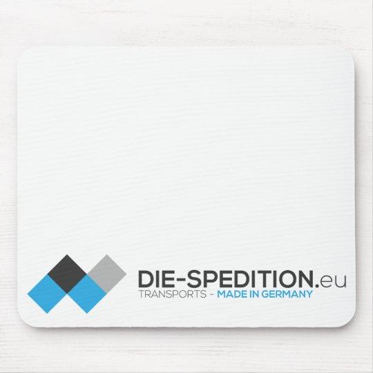 Mauspad by Die Spedition