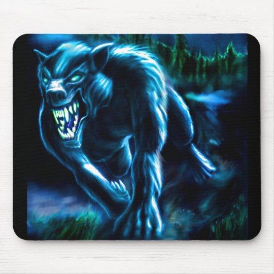 Mauspad Werwolf