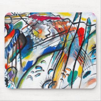 Mausunterlage Kandinsky Improvisations-28 Mauspad