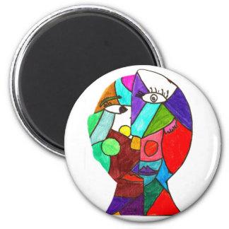 Mawdsley - Bailey B Runder Magnet 5,7 Cm