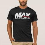 Max-Rückschritt T-Shirt