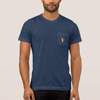 Maximal ist es ich Taschen-T-Stück der Frauen T-Shirt