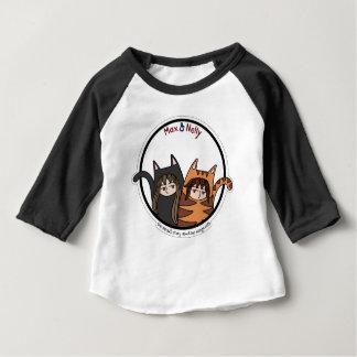 Maximal und Nelly - ein reizendes Paar von manga Baby T-shirt